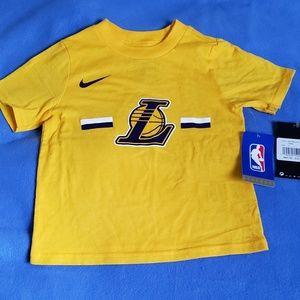 3/$35 - *NEW* Nike Lakers T-Shirt
